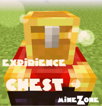 [1.6.4][Forge] Experience Chest