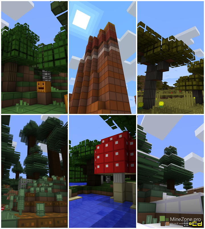 [1.7.2] OcD pack by diSCo