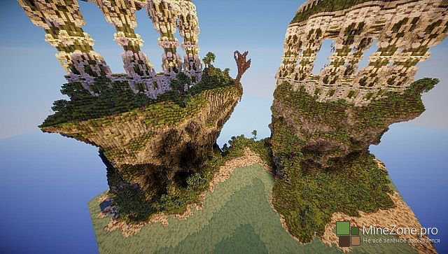 [Карта]The Minotaurs Temple Islands