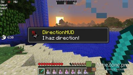 [1.6.4]DirectionHUD[v1.16]