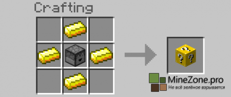 [1.6.4][Forge] Lucky Block