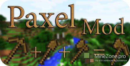 [1.6.4] Xnet's Paxel Mod