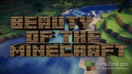 Beauty Of The Minecraft