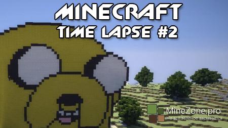 Minecraft - Time Lapse #2