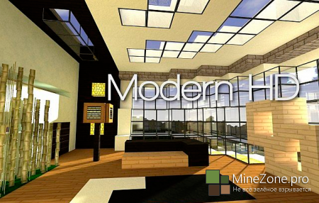 [64x] Modern HD Resource Pack