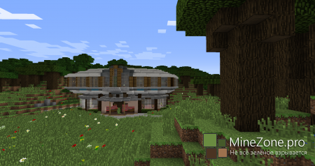 Cinematic in Minecraft: GOOD HOUSE
