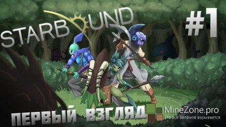 Starbound - Первый взгляд