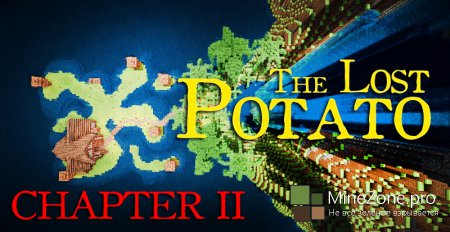 The Lost Potato - Chapter two: Misjudged