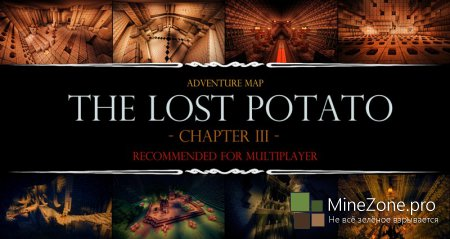The Lost Potato - Chapter 3: Secret Chambers