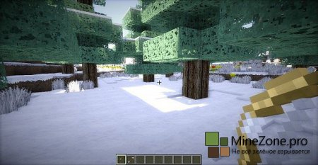 [1.7.4]Outdoorsy Realism Christmas Resource Pack