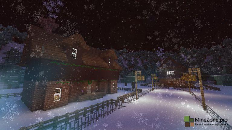 (Adventure Map) Рождественское Приключение (1.7 / 1.7.4)
