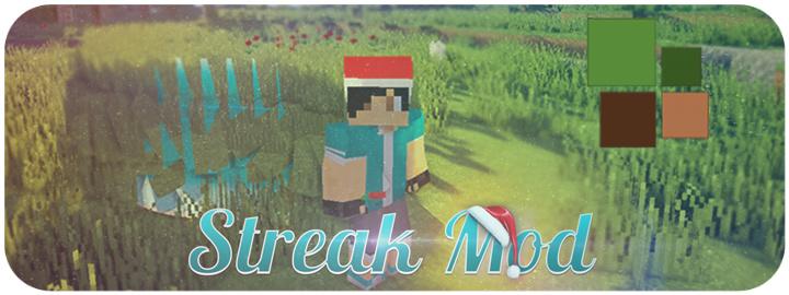 [1.6.4] Streak Mod