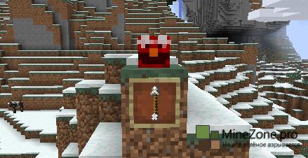 Minecraft snapshot 14w04a