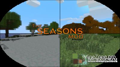 [1.6.4]Seasons Mod