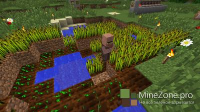 Полный обзор - Minecraft Snapshot 14w04a/b