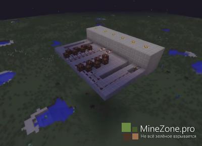 [14w04b] minecraft механизмы: сейф