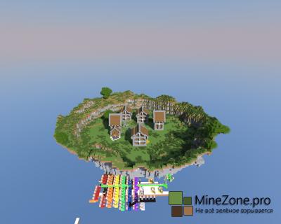 Zombie Siege [Survival Map] 1.7+