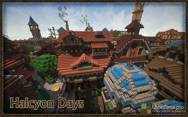 [1.7.2+] [32x] Halcyon Days Resource Pack