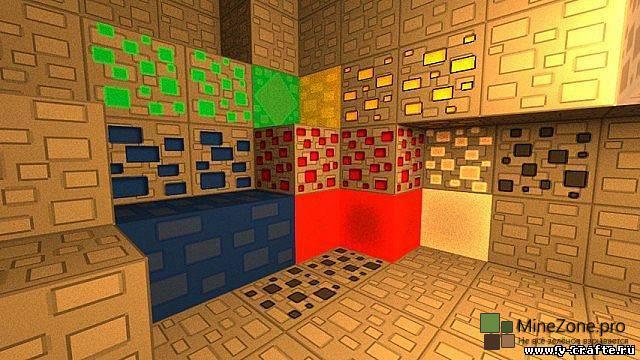 читерский текстур пак для minecraft 1.7.10 #10