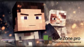 Предрелизный Трейлер СRAFT WARS Эпизод V - Пламя войны (Minecraft Machinima)