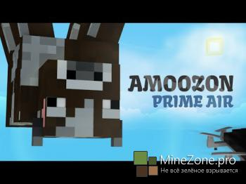 Amoozon Prime Air (Minecraft Animation) feat. Drones