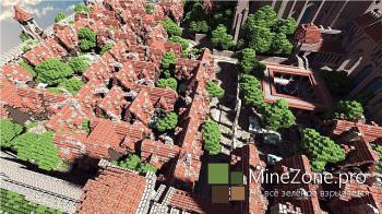 MineCraft Map - Terados Skyland