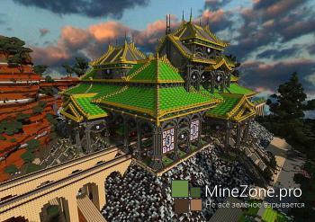 [1.7.2+] Earth Kingdom Grand Market Map