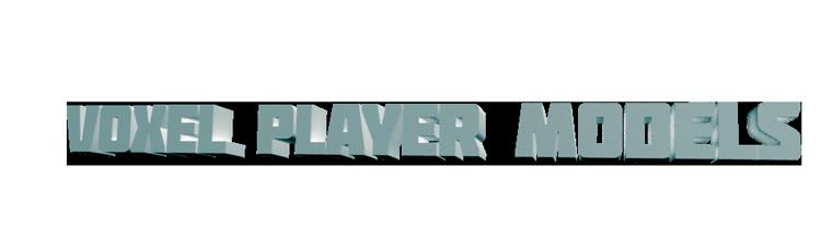 [1.7.2] Voxel Player Models