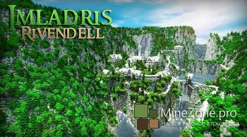 [1.6+][Map] The Valley Of Imladris - Rivendell