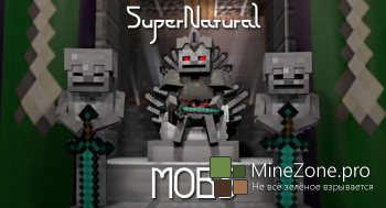 "[Music Video] ""Supernatural Mobs"" - A Minecraft Parody of Katy Perry's California Gurls"