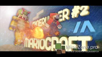 MineRunner #2: MarioCraft