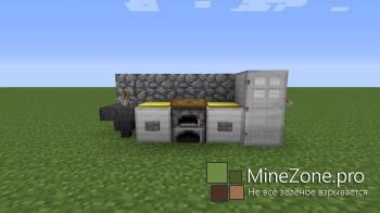 Мебель в Minecraft