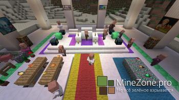 Minecraft TU14 для XBOX 360 и PS3