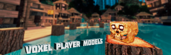 [1.7.2] Voxel Player Models
