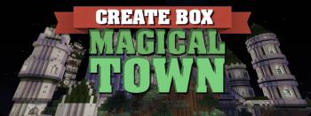 [Cinematic] Огромный магический город!