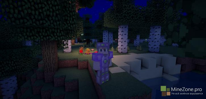 Сборка Minecraft 1.7.2 - Сумеречные прогулки!