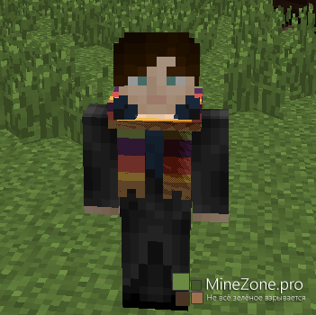 [1.7.2] [Forge] Doctor Who - Fez Mod