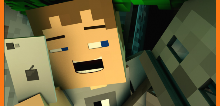 #SELFIE (Minecraft Animation)