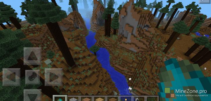 Minecraft Pocket Edition 0.9.0 (Снапшот) - Крупнейшее обновление
