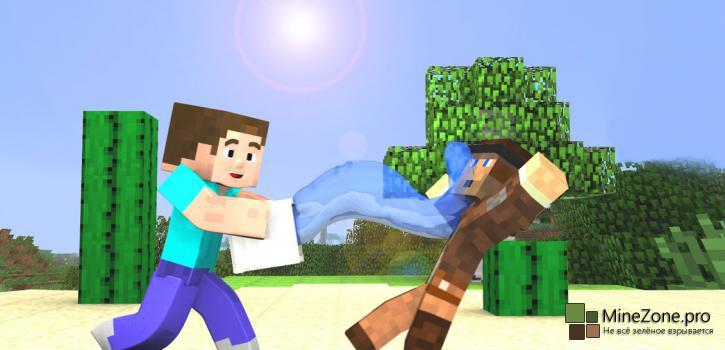 Minecraft хостинг FLYNET.PRO :: Летняя сенсация!