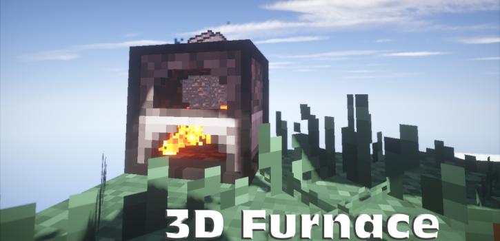 [1.7+][Forge] 3D Furnace