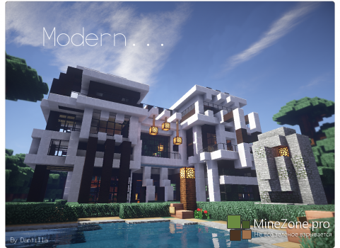 ModernMap by Dantilla