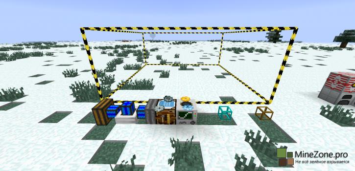 [1.7.2] Индустриальная Сборка Minecraft'а