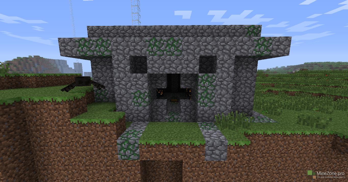 Скачать бесплатно Dungeon Pack мод для Minecraft 1.7.2/1.6 ...