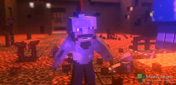 "♫ ""Better In The Nether"" - An Original Dubstep Minecraft Song Parody- Official Music Video"