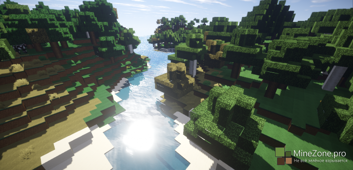 [1.7.2] Beauty Minecraft by superaft