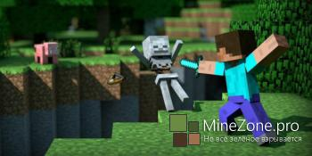 Minecraft обошел Destiny по продажам в PS Store