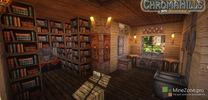[1.8] [64x/128x] [RPG/Cartoon] Chroma Hills