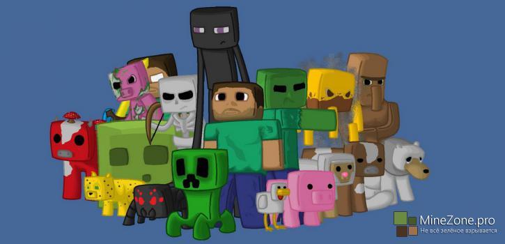 Новый снапшот Minecraft уже сегодня.