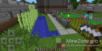 Выпущена финальная версия Minecraft - Pocket Edition 0.10.0